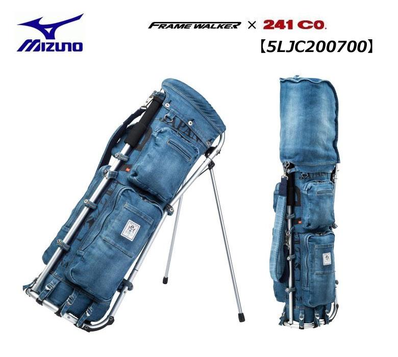 【◆】【5LJC200700】ミズノ×241 CO. フレームウォーカー スタンド キャディバッグMIZUNO ×241 CO. FRAME WALKER【2020年モデル】