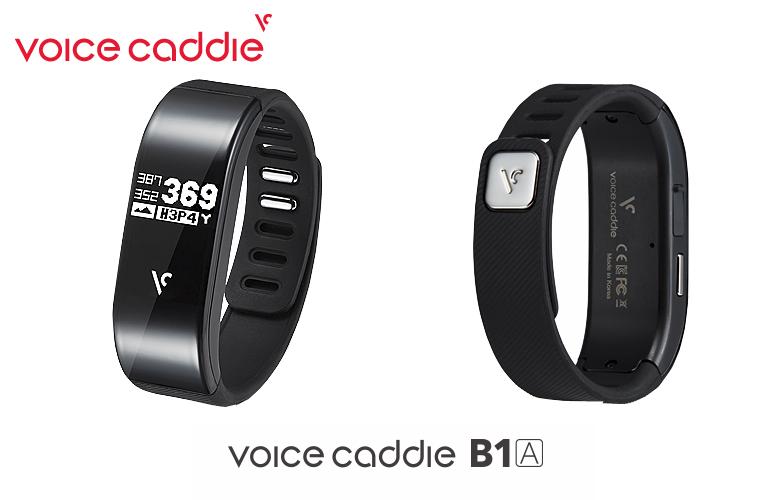 【★】Voice Caddie 「B1 A」ボイスキャディ B1 A GPSゴルフナビ ブラック【2018年NEW】【送料無料】【即納可】