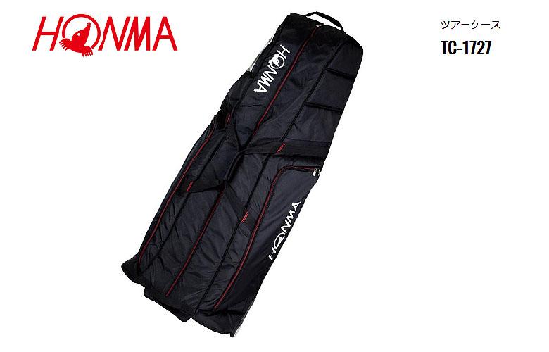 【★】本間ゴルフ/HONMAgolf/TC-1727キャスター付きツアーケースtc1727