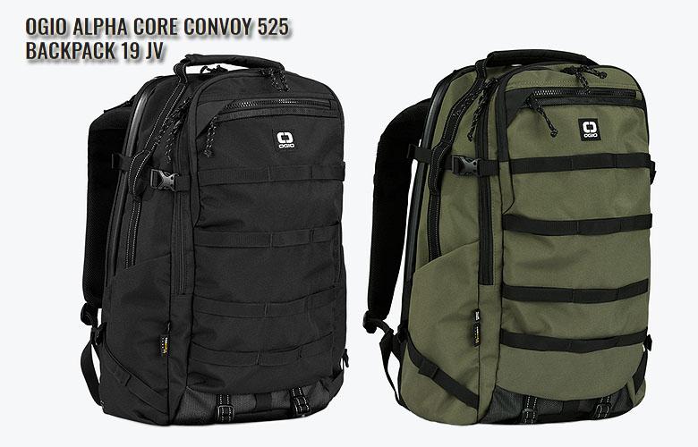 【★】【2019年NEW】OGIO ALPHA Core Convoy 525 Backpack 19 JVオジオ アルファ コンボイ 514 バックパック日本代理店モデル