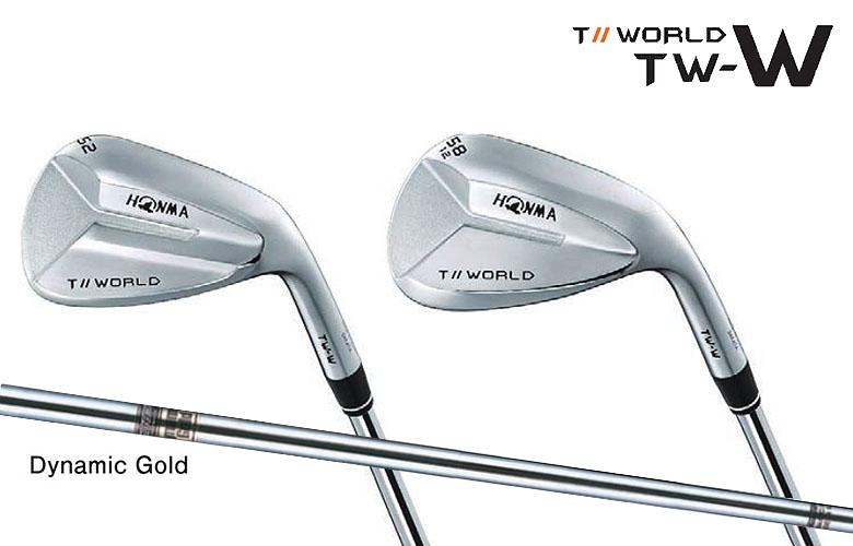 【★】本間ゴルフ ツアーワールド TW-WHONMAgolf TOUR WORLD TW-Wウェッジ Dynamic Golf(S200) シャフト【即納可】