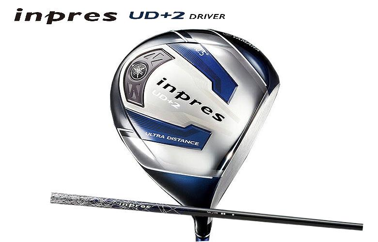 【★】ヤマハ インプレス UD+2 ドライバーYAMAHA inpres UD+2 DriverオリジナルカーボンTMX-417D