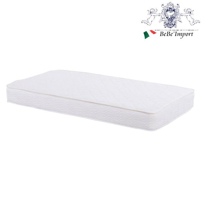 【送料無料】 セミシングルショート マットレス(ポケットコイル)(2090871800)輸入家具 インテリア家具 シンプル 寝室 ベッドルーム べッド用品 ロールタイプマットレス セミシングルサイズ