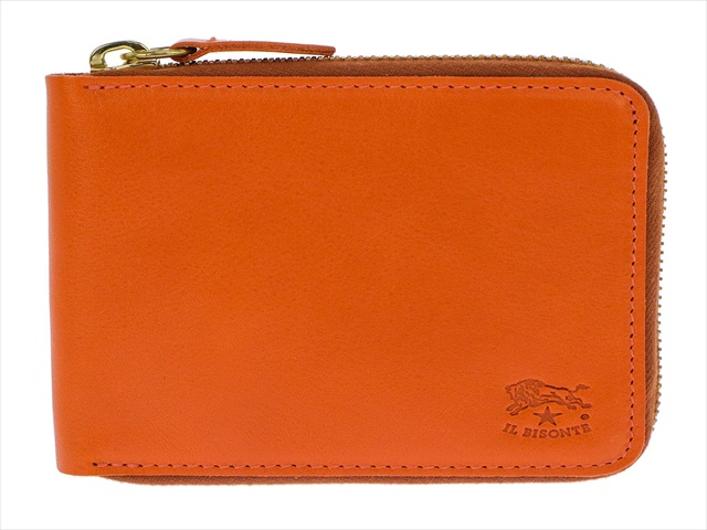 IL BISONTE イルビゾンテ C0990/166 二つ折り財布