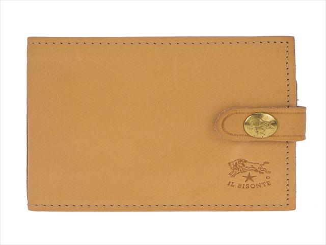 IL BISONTE イルビゾンテ C1007/120 二つ折り財布