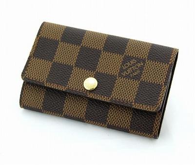 【ルイヴィトン ダミエ  ミュルティクレ6 】 LOUIS VUITTON キーケース 6連 N62630【Luxury Brand Selection】