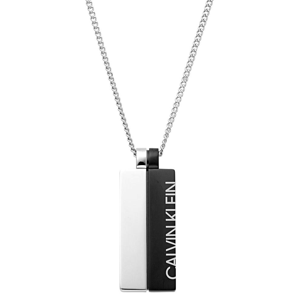 Calvin Klein カルバンクライン KJ5RBP210100 ネックレス ペンダント BOOST BICO 【anck00079m】