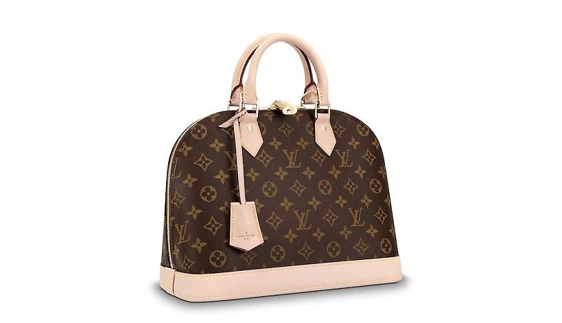 【ルイヴィトン モノグラム アルマ PM】 LOUIS VUITTON ハンドバッグ M53151【Luxury Brand Selection】