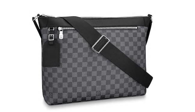 【ルイヴィトン ダミエ・グラフィット ミック MM NM】 LOUIS VUITTON バッグ N40004【Luxury Brand Selection】