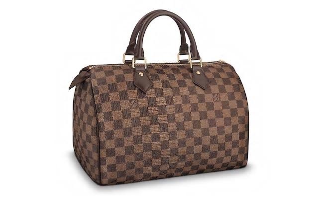 【ルイヴィトン ダミエ・エベヌ スピーディ 30】 LOUIS VUITTON ハンドバッグ N41364【Luxury Brand Selection】