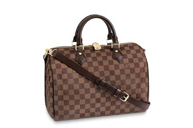 【新品】【ルイヴィトン ダミエ・エベヌ スピーディ・バンドリエール 30 】 LOUIS VUITTON ハンドバッグ N41367【Luxury Brand Selection】