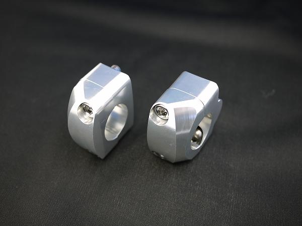 Taper handle clamp Kit, general-purpose item, Silver