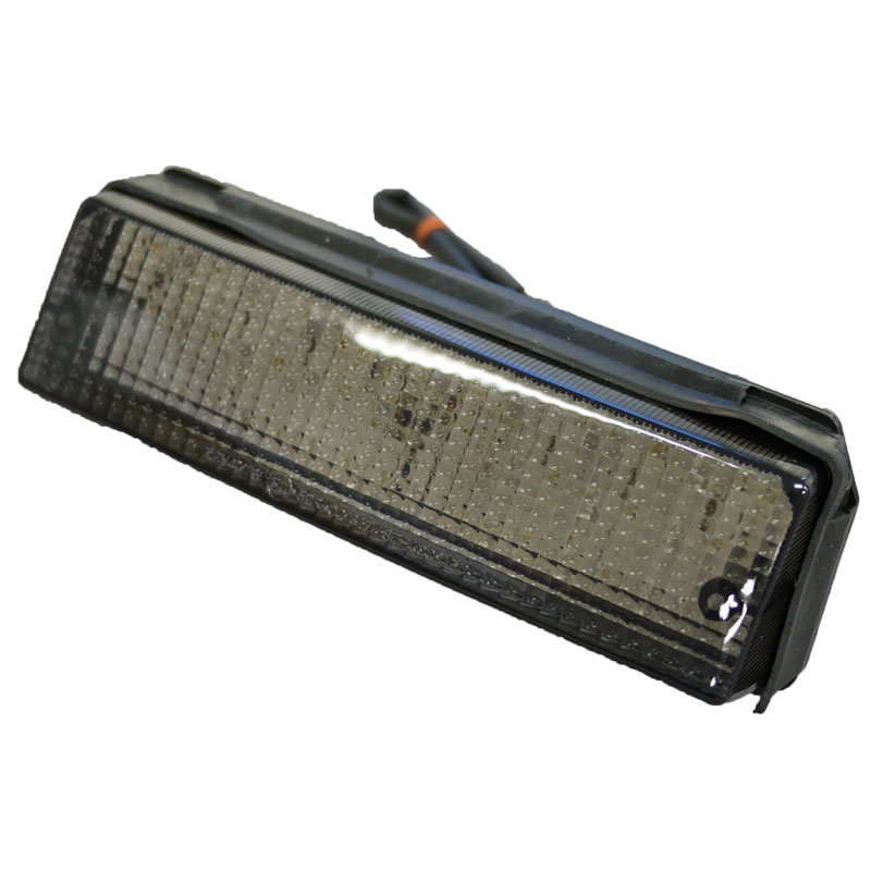 LED化 高輝度 省電力 GPZ900R GPZ750R ニンジャ パーツ GPZ750R用 カスタム 全国一律送料無料 新作入荷 LEDテールランプスモークレンズ