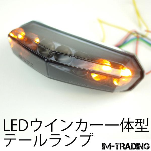 オリジナル WEB限定 ウインカー付 LEDアローテール S