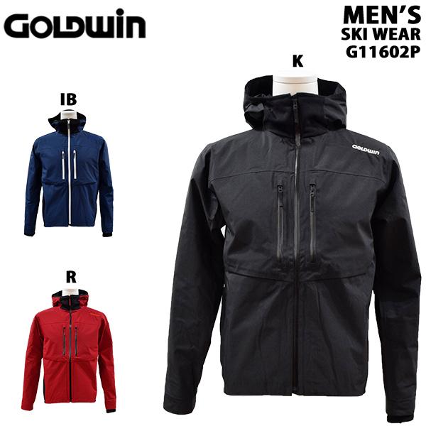 SALE/セール【送料無料】goldwin/ゴールドウイン メンズスキージャケット/Dual Coat Jacket デュアルコートジャケット G11602P【あす楽対応北海道】