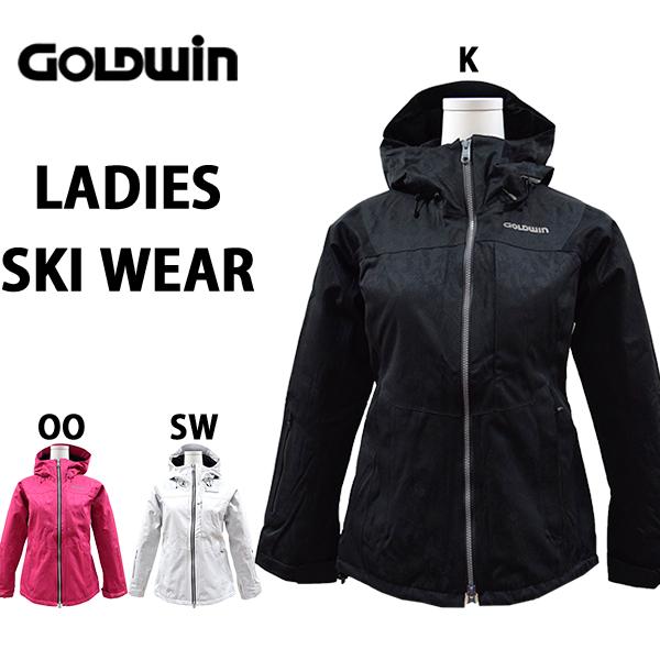 SALE/セール 送料無料/goldwin/ゴールドウインレディーススキーウェアジャケットGL11505P【あす楽対応_北海道】