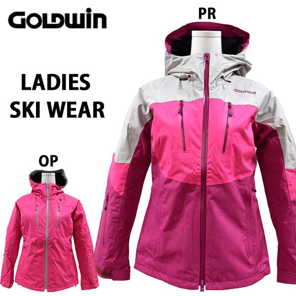 SALE/セール 送料無料/goldwin/ゴールドウインレディーススキーウェアジャケットGL11510P【あす楽対応_北海道】