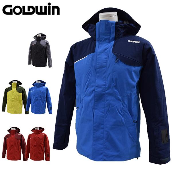 スキーウェア ジャケット 在庫一掃 半額 セール アウトレット 初売り ゴールドウイン goldwin G11720P あす楽対応_北海道
