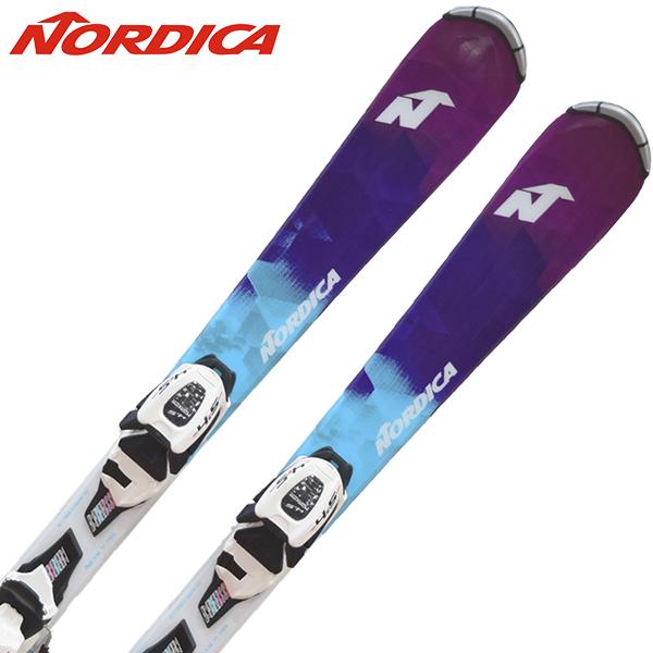 ノルディカ スキー板 nordica スキー+ビンディングセット キッズ ジュニア Bell+JR4.5FDT スキー板 ノルディカ Little Bell+JR4.5FDT, Aqua Angel:75a7251f --- sunward.msk.ru