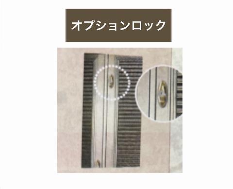 送料無料!!節電 エコ高級玄関網戸用玄関網戸オプションロック