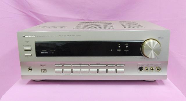 미품!희소 상품!Pioneer 선구자 AV앰프 VSA-D5 DTS/돌비 대응!박력 있는 사운드를 당신의 것에!
