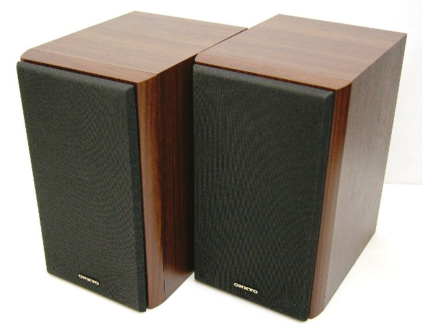 Beautiful article ONKYO オンキョー D-062A speaker system pair (Class two /2 stand set) with the discount (speaker cord)
