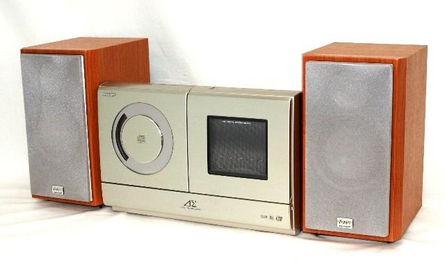 SHARP sharp SD-CX3 1-bit digital system (CD/MD COMPO) (body SD-CX3-N and SD-CX3-N speaker set)