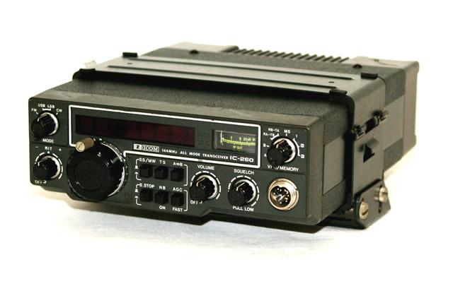 신속 발송+!!1점만 선착순(뜻)이유 있어 물건 특가 ICOM 아이콤 IC-260 VHF 트랜스시버 144 MHz ALL MODE TRANSCEIVER(올 모드 트랜스시버)