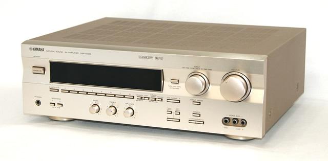 빠른 배송 +!! 1 점만 선착순 YAMAHA 야마하 DSP-R495 골드 DSP AV 앰프 NATURAL SOUND AV AMPLIFIER 돌비 디지털 내장 5ch