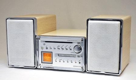 只1分迅速的发送+!减价交涉欢迎早的者胜利KENWOOD建伍VH-5MD-S微高保真部件系统(CD/MD组装零件)(本体RD-VH5MD和音箱LS-VH5-S的安排)