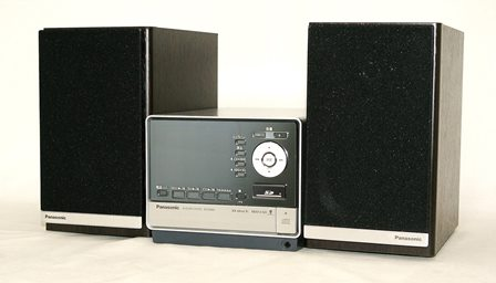 Panasonic Panasonic SC-SX800-M (wood grain) SD stereo system (HDD/SD/CD component) (a set of body SA-SX800 and SD-FA800 left speaker and right speaker SB-SX800)