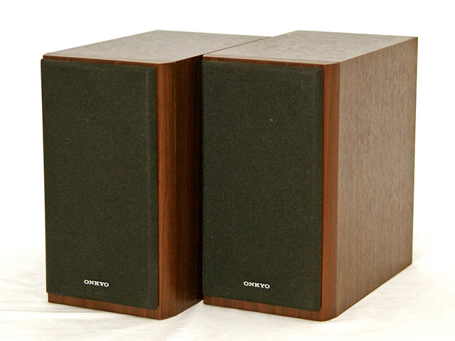 Fast shipping +! Only one Act (Onkyo) ONKYO Onkyo D-V77 speaker system pairs