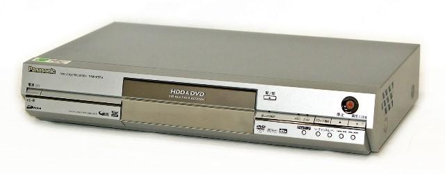 【中古】迅速発送+送料無料!値引交渉歓迎!1点のみ早い者勝ち 本体はほぼ未使用 展示品以上の超美品 Panasonic パナソニック DMR-E87H-S シルバー HDD内蔵DVDビデオレコーダー(HDD/DVDレコーダー) HDD:160GB 地デジチューナー非搭載【@YA管理1-53-KS4LA001401】