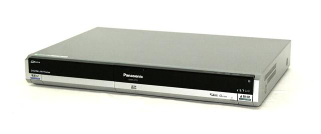 【中古】迅速発送+送料無料+動作保証!値引交渉歓迎! Panasonic パナソニック DMR-XP11-S シルバー HDD搭載ハイビジョンDVDレコーダー(HDD/DVDレコーダー) 地デジチューナー搭載 HDD:250GB【@YA管理1-53-VN7SA036495R】