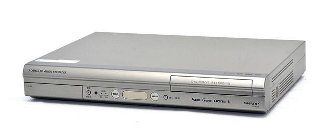 【中古】迅速発送+送料無料+動作保証!値引交渉歓迎! SHARP シャープ DV-AC32 デジタルハイビジョンレコーダー(HDD/DVDレコーダー) HDD:250GB【@YA管理1-53R-1126235】