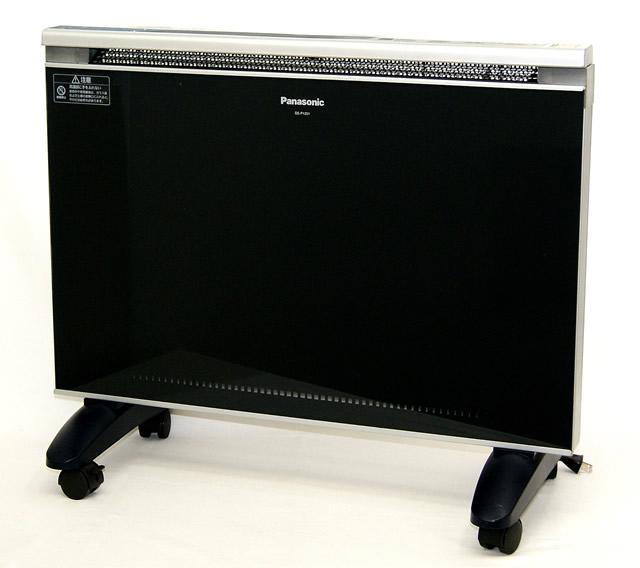 【中古】迅速発送+送料無料+動作保証!! Panasonic パナソニック DS-P1201 遠赤外線パネルヒーター メタリックシルバー 暖房器具【@YA管理1-8-8801】
