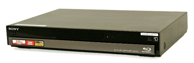 【中古】迅速発送+送料無料+動作保証!値引交渉歓迎! SONY ソニー BDZ-RX35 デジタルハイビジョンチューナー内蔵HDD搭載ブルーレイディスク/DVDレコーダー(HDD/BD/DVDレコーダー) HDD:320GB デジタルWチューナー搭載 リモコン代替品【@YA管理1-53-1082429】