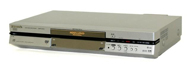 【中古】迅速発送+送料無料+動作保証!値引交渉歓迎! Panasonic パナソニック DMR-E80H-S シルバー DVDビデオレコーダー(HDD/DVDレコーダー) HDD:80GB 地デジチューナー非搭載 【@YA管理1-53-KU3KA014426】