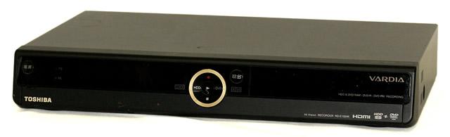 【中古】迅速発送+送料無料+動作保証!値引交渉歓迎! TOSHIBA 東芝 RD-E1004K デジタルハイビジョンチューナー内蔵ハードディスク&DVDレコーダー(HDD/DVDレコーダー) HDD:1000GB 【@YA管理1-53-PL19800864】