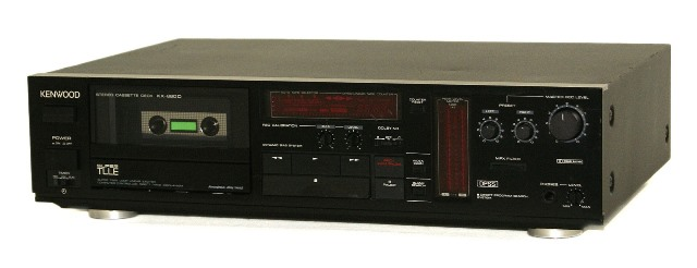 【中古】迅速発送+送料無料!! 《ジャンク品》 KENWOOD ケンウッド JVC KX-880D カセットデッキ DOLBY B/C NR【@YA管理1-53-69L12323】