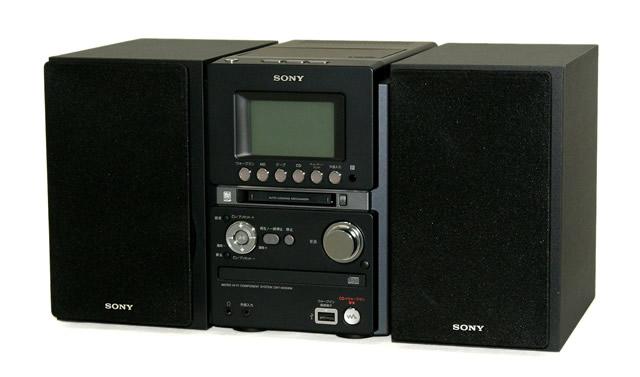 【激安アウトレット】迅速発送+送料無料!!1点のみ早い者勝ち《動作確認のみの未使用品》 SONY ソニー CMT-M35WM-B ブラック マイクロハイファイコンポーネントシステム(USB/CD/カセットコンポ)(本体HCD-M35WMとスピーカーSS-CM35のセット)【@YA管理1-53-2222505】