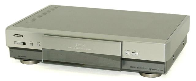 【中古】迅速発送+送料無料+動作保証!! Victor ビクター JVC HM-DH35000 デジタルハイビジョンビデオ(D-VHSレコーダー)【@YA管理1-53-17610437】