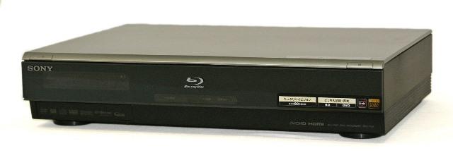 【中古】迅速発送+送料無料+動作保証!値引交渉歓迎! SONY ソニー BDZ-T50 デジタルハイビジョンチューナー内蔵 HDD搭載ブルーレイディスク/DVDレコーダー(HDD/BD/DVDレコーダー) HDD:250GB【@YA管理1-53-8077470】