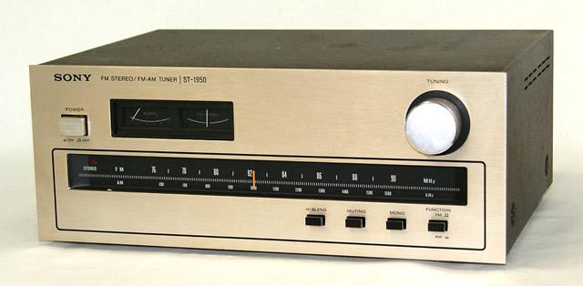 【中古】迅速発送+送料無料+動作保証!! PIONEER パイオニア ST-1950 FM/AMチューナー【@YA管理1-53-290255】