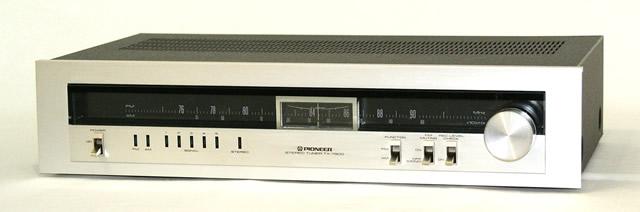 【中古】迅速発送+送料無料+動作保証!! PIONEER パイオニア TX-7900 AM/FMステレオチューナー【@YA管理1-53-AE0103813M】