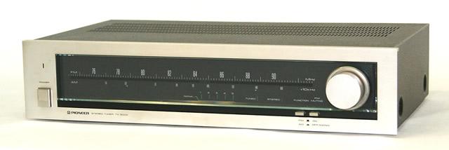 【中古】迅速発送+送料無料+動作保証!! PIONEER パイオニア TX-5500 FM/AMチューナー【@YA管理1-53-AL1027052M】