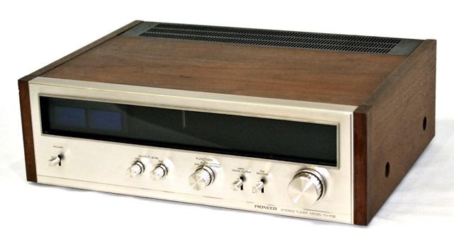 【中古】迅速発送+送料無料+動作保証!! PIONEER パイオニア TX-710 FM/AMチューナー【@YA管理1-53-SL1003614】