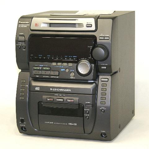 【激安アウトレット】迅速発送+送料無料!!1点のみ早い者勝ち《未使用品》 Panasonic パナソニック SC-NS50MD-H グレー MDステレオシステム(CD/MD/カセットコンポ)(本体SA-NS50MDとスピーカーSB-NS50-Hのセット) MDLP非対応【@YA管理1-53R-FR7CB18916】