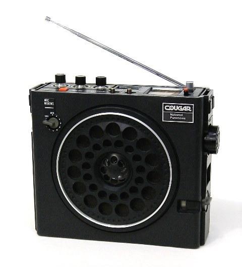 【中古】迅速発送+送料無料+動作保証!! ナショナル パナソニック 松下電器産業 RF-888 クーガ (初代) BCLラジオ 3バンドレシーバー(FM/MW/SW)【@YA管理1-53-30211】