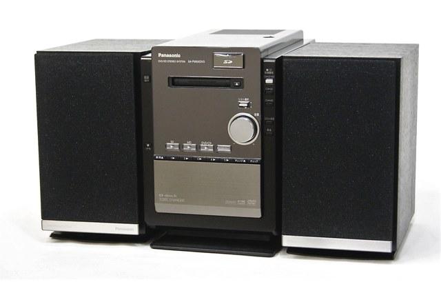 【中古】迅速発送+送料無料+動作保証!! Panasonic パナソニック SC-PM930DVD-K ブラック DVD/SDステレオシステム(DVD/CD/MDコンポ)スピーカー組違い(本体SA-PM930DVDとスピーカーSB-PM910-Kのセット) リモコン代替品【@YA管理1-53-GV6GA01610R】